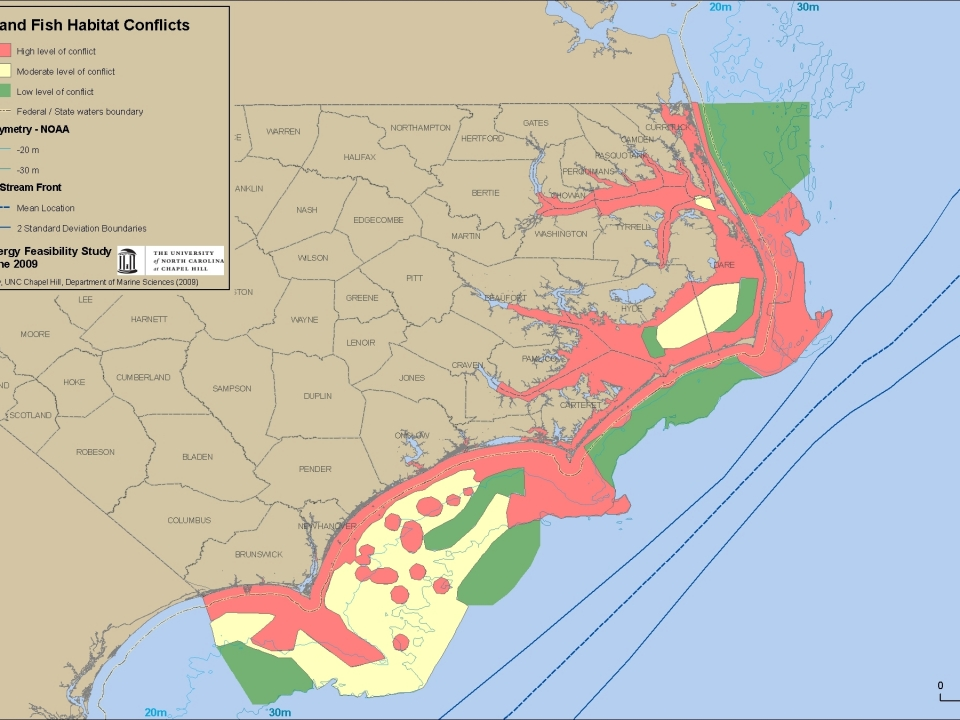 Fishery and Fish Habitat Conflicts