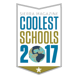 Sierra Magazine Cool School 2017