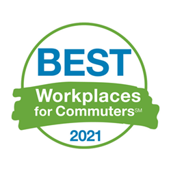Best Workplace for Commuters 2021
