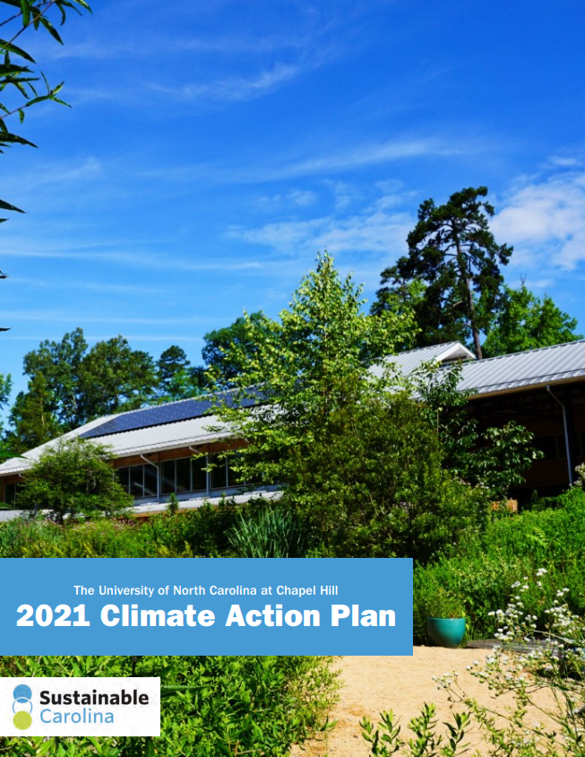 Climate Action Plan Draft Cover